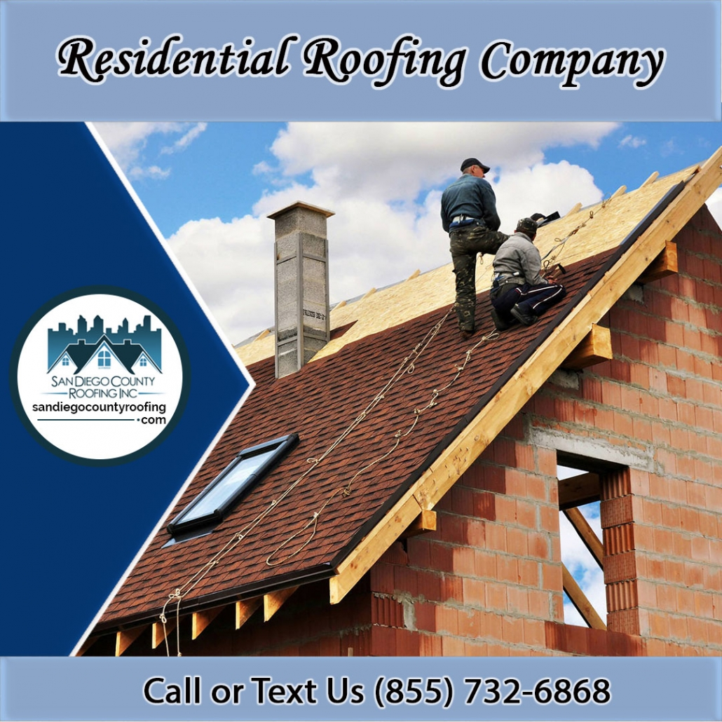 local roofing services in San Diego