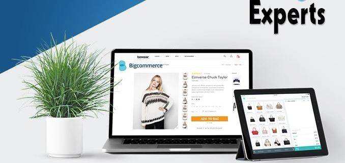 BigCommerce Website Design
